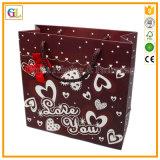 Full Color Paper Gift Bag Printing Service (OEM-GL005)