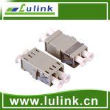 Hot Sale LC Fiber Optic Adapter with mm Duplex