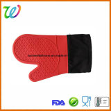 Silicone Cotton Heat Resistan Kitchen Cooking Silicone Cotton Oven Mitts