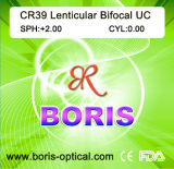 Cr39 1.499 Lenticular UC Optical Lens