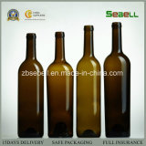 Wholesale 750ml Wine Glass Bottle in Antique Green Color (NA-002)