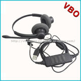 High Quality Binaural USB Headset for VoIP Phone