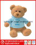 Lovely Baby Toy of Teddy Bear with T Shirt
