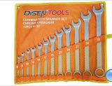 Color Bag Packing 12PCS Combination Wrench Set