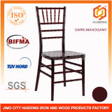 Dark Brown Resin Chiavari Chair, Wedding Tiffany Chairs