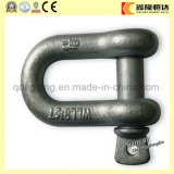 Types of Bow Shackle U. S Drop Forged D Shackle