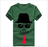 Custom Cotton/Polyester Printed T-Shirt for Men (M369)