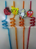 Party Decoration Christmas Drinking Straw, Child Toy