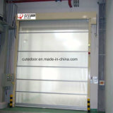 Industrial Automatic High Speed Shutter Door with CCC Certification