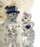 Wedding Favors Crystal Lover Bears Gifts