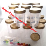 China Clear Plastic Tube Containers Manufacturers