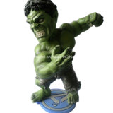 12 Cm Custom Resin Figure for Collectible (hulk)