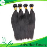 Silky Feeling High Quality Attractive Peruvian Human Hair Straight