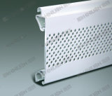 77mm Aluminum Perforated Slat for Roller Door