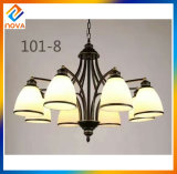 Modern Chandelier European Style Iron Ceiling Lamp