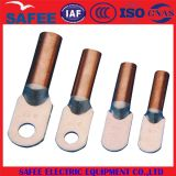 China Dt-D & Dt2-D Type Copper Ground Wire Terminals - China Conductor Fitting, Grid Fitting