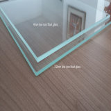 3.2mm/ 4mm Tempered / Toughened Ultra Clear Low Iron Float Solar Glass