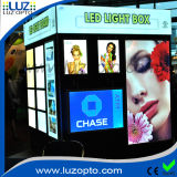 Éclairage LED unique Box de Side Slim Advertizing pour Poster