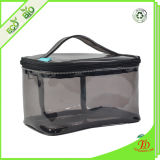 Transparent PVC Waterproof Travel Eco Beauty Cosmetic Bag