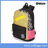 Colorful College School Backpack Student Sport Backpack Bag