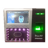 4.3 Inch Touch Screen Biometric Face Recognition Time Attendance and Access Control Iface302 with WiFi GPRS