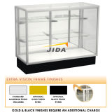 Aluminium Knockdown Display Showcase (JD-E70)