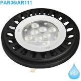 IP67 Waterproof PAR36/AR111 LED Light with ETL/cETL