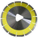 Diamond Trigonal Construction Saw Blade for Green Concrete