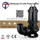 Qw Submersible Sewage Pump Wastewater Treatment Systems Used Slurry Sand Pump