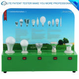 LED Bulb Display Table Stand Demo Case Box for Lighting