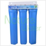 3 Stage House Water Filter System with Top Quality (NW-BRK03)