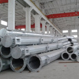 Utility Galvanized and Powder Coated Steel Pole