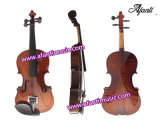 Super! Plywood Top & Back / Maple Sides & Head / Violin (Afanti AVL-002)