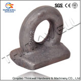 Forged Steel Weld on Rectangular Base Eye Plate