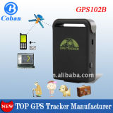 Mini Localizadores Personal GPS/GSM Tracking Pets and Children Movement Alert and Support 2GB SD Card