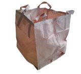 Orange Cross Corner Big Bag with Top Duffle