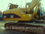 Used Hydraulic Caterpillar Excavator (CAT 320C)