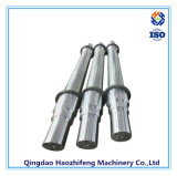 High Performance AAR Steel Railway Axle by CNC Machining
