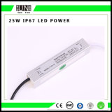 25W Constant Voltage IP65 IP67 12V Waterproof LED Power Supply