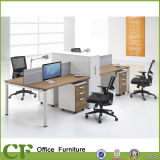 Economical 4 Person Modern Office Desk/Office Partition Table