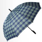Promotion Walking Stick Straight Umbrella for Rain