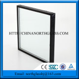 6+12+6mm Insulated Glass for Building, Window, Curtain Wall