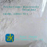GMP Manufacturer Hot Sale 99.5% Anastrozo. Testosterone Enanthate Arimidex Pharmaceutical Raw Material
