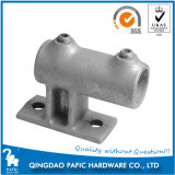 Malleable Iron Pipe Fittings, Railing Base
