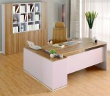 Comfortable Director Office Desk with Vice Cabinet (SZ-OD322)