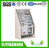 Durable Filing Cabinet Newspaper Cabinet Office Furniture for Putting Book