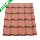 Plastic Resin Heat Insulated PVC Tiles Roof