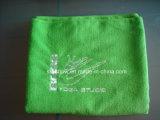 Embroidered Microfiber Yoga Towel (SST1011)