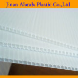White Color PP Corrugated Plastic Sheet for Packing