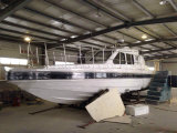 Factory Sale 40FT Police Boat Made of Fiberglass